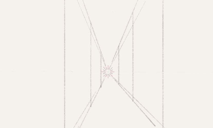 透視図法の理屈と使い方2