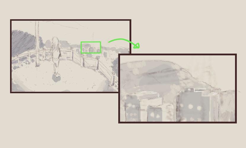 広角と望遠について2