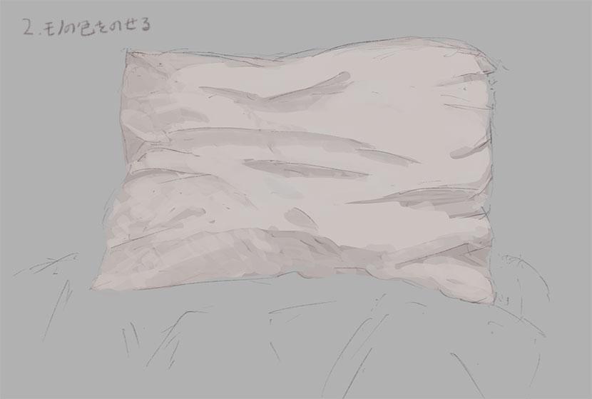 簡単な厚塗りの原理3