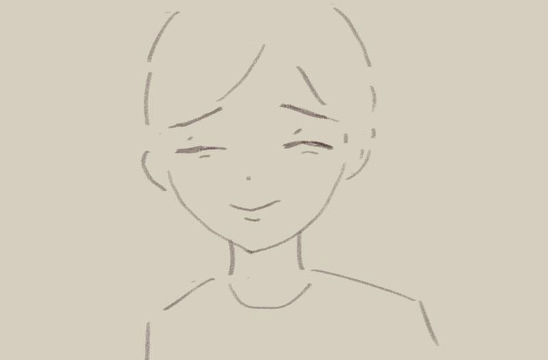 表情の描き方14